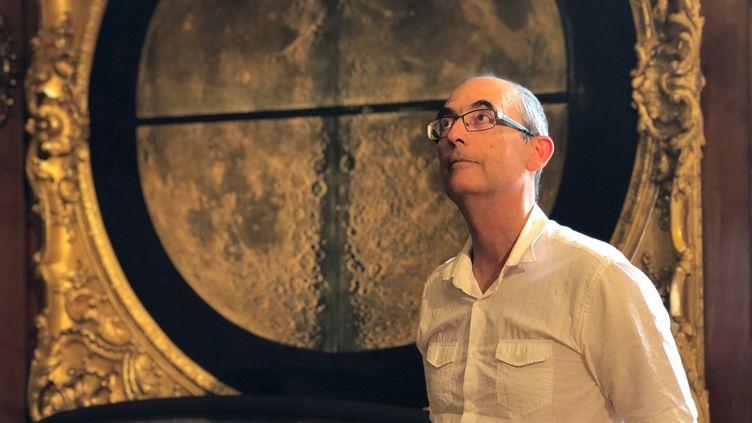 Claude Catala, président de l'Observatoire de Paris. (MATTHIEU MONDOLONI / RADIOFRANCE)