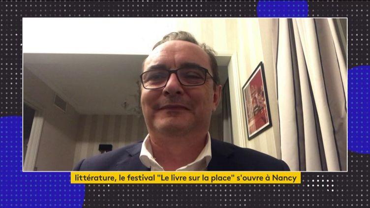 Vincent Monadé (FRANCEINFO)