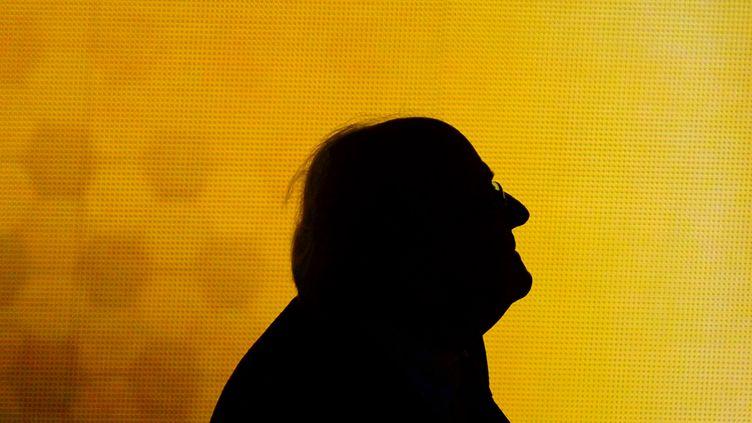 Sepp Blatter, le président de la Fifa, le 13 janvier 2014 à Zurich (Suisse). (PATRICK SEEGER / DPA / AFP)