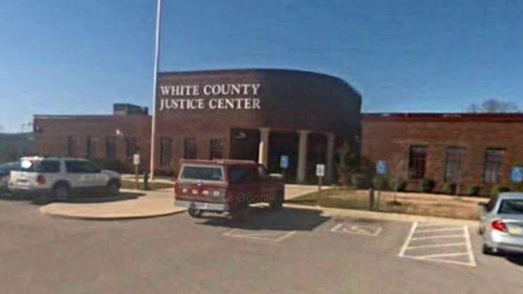 Le centre judiciaire de White County (Tennessee). (GOOGLE MAPS)