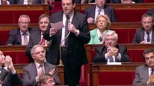 Les secrets de l'Assemblée nationale