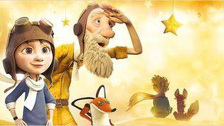 """Photo du film """"Le Petit Prince""""  (Allo Ciné © Paramount Pictures France)"""