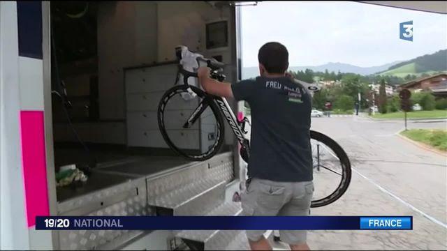 Tour de France : les équipes techniques, les équipes de l'ombre