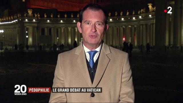 Pédophilie dans l'Église : un grand sommet va s'ouvrir au Vatican