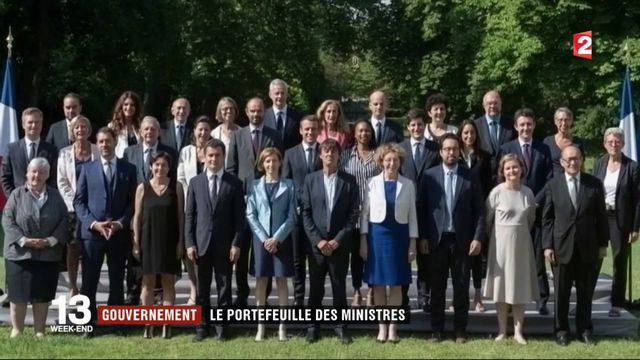 Patrimoine : 12 millionnaires parmi les membres du gouvernement