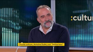 Antoine Duléry (FRANCEINFO)