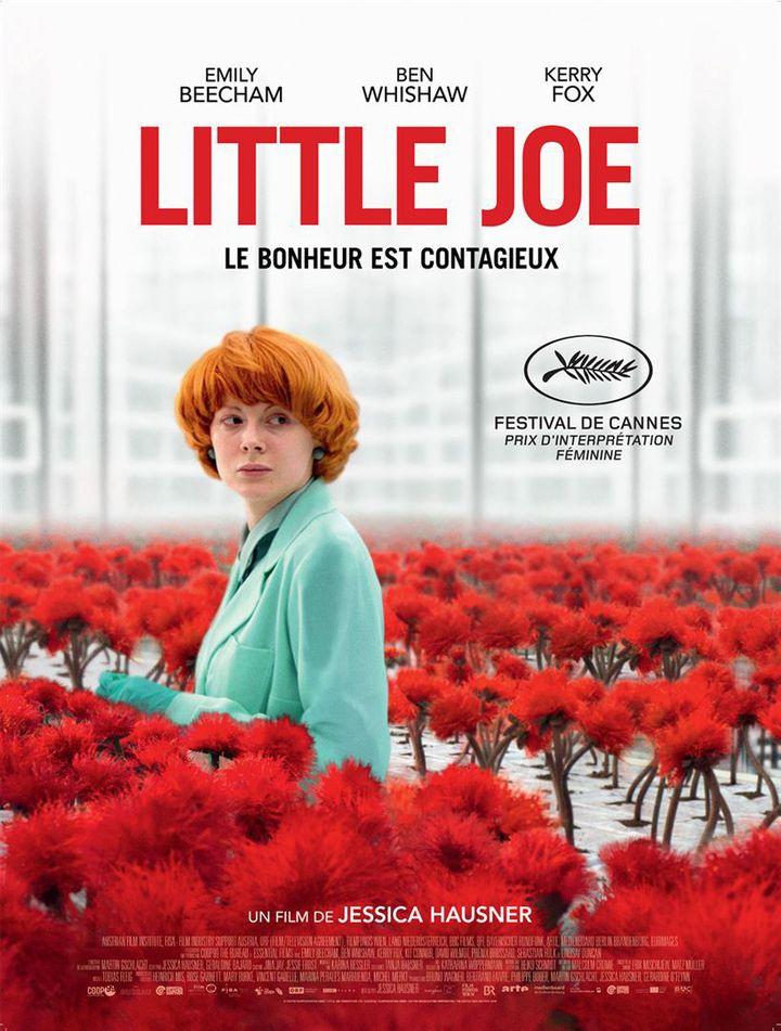 """L'affiche de""""Little Joe"""" de Jessica Hausner . (Bac Films)"""