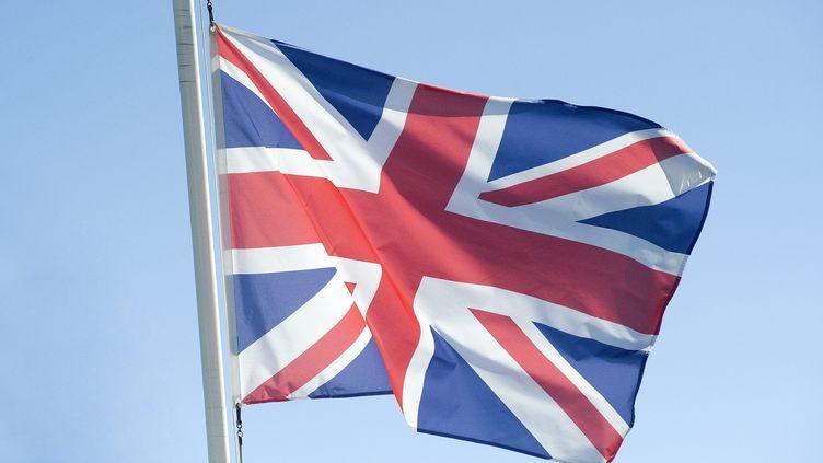 L'Union Jack, drapeau du Royaume-Uni, le 12 septembre 2016. (MAXPPP)