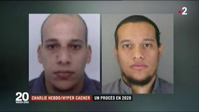 Charlie Hebdo/ Hyper Cacher : un procès en 2020