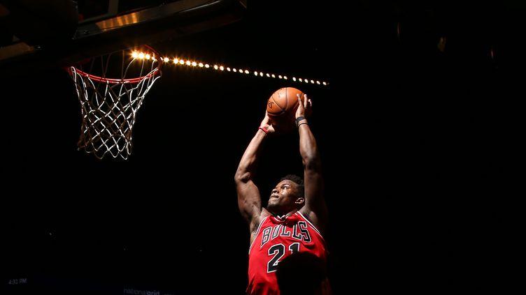 Attendu comme un joueur de complément en NBA, Jimmy Butler est en passe de devenir un franchise player (NATHANIEL S. BUTLER / NBAE / GETTY IMAGES)