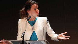 Aurélie Filippetti le 3/6/13 à Bordeaux lors des Rencontres Nationales de la Librairie  (PHOTOPQR/SUD OUEST/Cottereau Fabien)