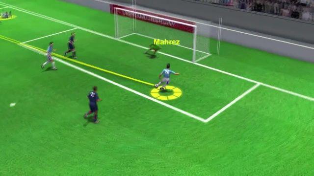 VIDÉO. Manchester City–PSG (2-0) : Revivez le deuxième but de Mahrez analysé en 3D par notre consultant Jérôme Alonzo.
