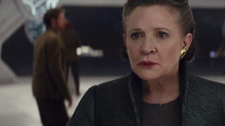 """Carrie Fisher, l'interprète de Leia Organa, la mythique princesse rebelle, morte en décembre 2016, avait déjà terminé le tournage des scènes pour """"Les derniers Jedi""""."""
