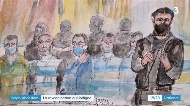 "Procès des attentats du 13-Novembre : un Salah Abdeslam ""sans regrets"""