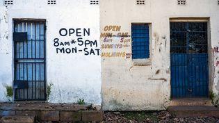 Petit commerce à Soweto (JEROME DELAY / SIPA / AP)