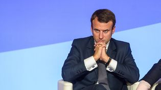 (Emmanuel Macron, le ministre de l'Economie, a exprimé ses regrets dans l'après-midi. © Maxppp)