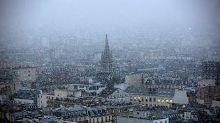 Photo prise le 7 novembre 2016 en région parisienne. (MAXPPP)