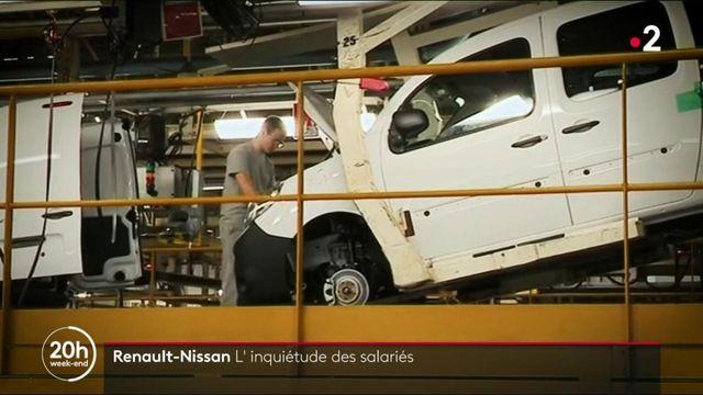 Renault-Nissan : les mauvais résultats de 2019
