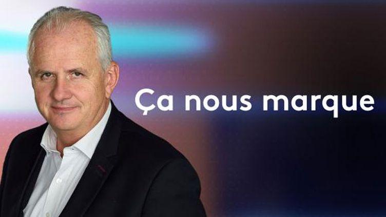 """Olivier de Lagarde et sa chronique """"Ça nous marque"""". (RADIO FRANCE)"""