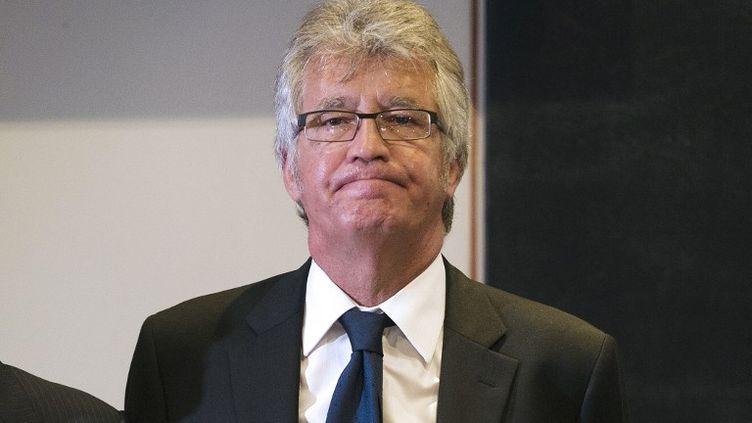 Le député-maire UMP de Châteaurenard (Bouches-du-Rhône), Bernard Reynès, le 30 avril 2012. (LIONEL BONAVENTURE / AFP)