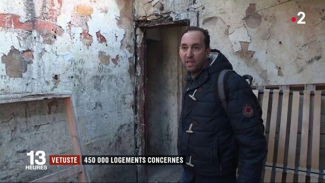 Vétusté : 450 000 logements concernés en France