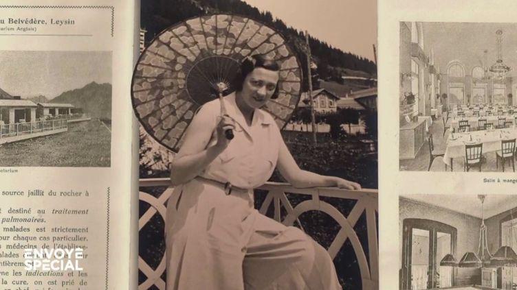 Et si Jeanne Calment, morte à 122 ans, était en réalité... sa fille Yvonne ? (ENVOYÉ SPÉCIAL  / FRANCE 2)