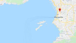 Marseille, 3e arrondissement. (GOOGLE MAPS)