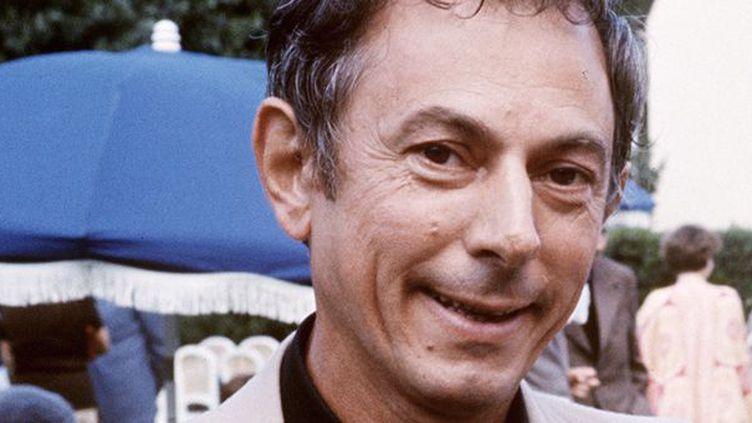 Jacques Duby à Deauville en 1975.  (MYCHELE DANIAU / AFP)