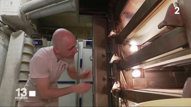 Reconversion : du bureau au four à pain