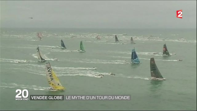 Vendée Globe : le mythe d'un tour du monde