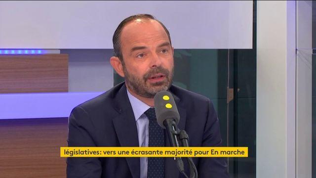 """Edouard Philippe pour une """"dose de proportionelle"""", s'interroge sur le niveau"""