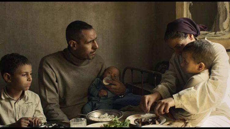 "La famille du film ""Feathers"" d'Omar El Zohairy (Still Moving Production)"
