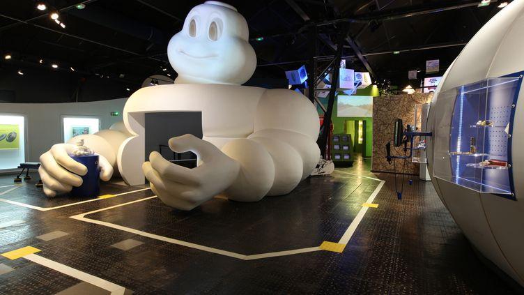 """La marque a son musée à Clermont-Ferrand qui raconte l'aventure Michelin du mardi au dimanche de 10h à 18h. Le bibendum, l'icône de la marque dans l'espace 6 : """"Du génie dans la publicité"""". (FRANCOIS BAUDIN / MICHELIN)"""