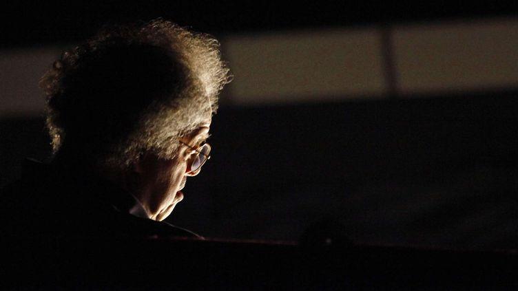 Le chef d'orchestre James Levine (23 septembre 2010 au Met de New York)  (Craig Ruttle / AP / SIPA)
