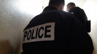 Intervention policière (illustration) (LUCIE AMADIEU / FRANCE BLEU ARMORIQUE / RADIO FRANCE)