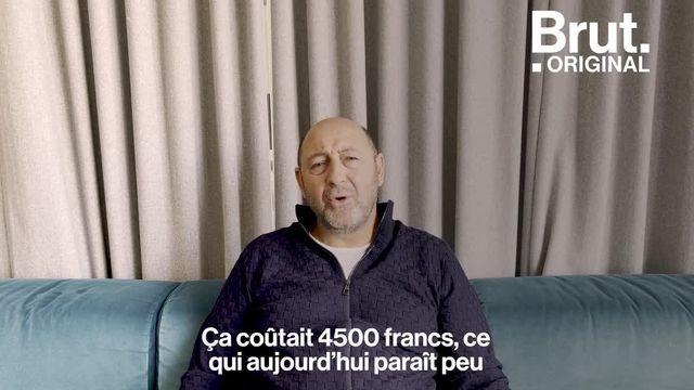 Sa seule dispute avec Olivier Barroux, son envie de devenir une rockstar, ses petits boulots... Kad Merad raconte tout ce que vous ne savez pas sur lui.