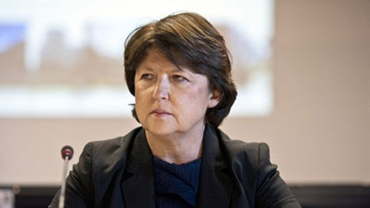 Martine Aubry (février 2011) (AFP/Fred dufour)
