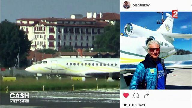 """""""Paradise Papers"""" : comment Oleg Tinkoff a acheté un avion Dassault sans payer la TVA"""