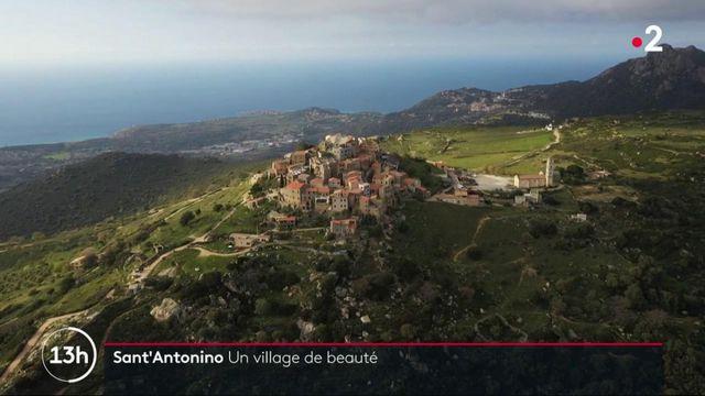 Corse : Sant Antonino, un joyau du patrimoine