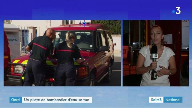 Gard : que s'est-il passé lors du crash du bombardier d'eau ?