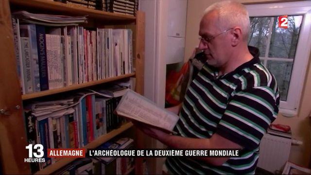 Allemagne : l'archéologue de la Seconde Guerre mondiale