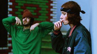 "Nusky et Vaati ont sorti leur dernière mixtape, ""Swuh"", en juillet 2015.  (Manel Ghanassi)"