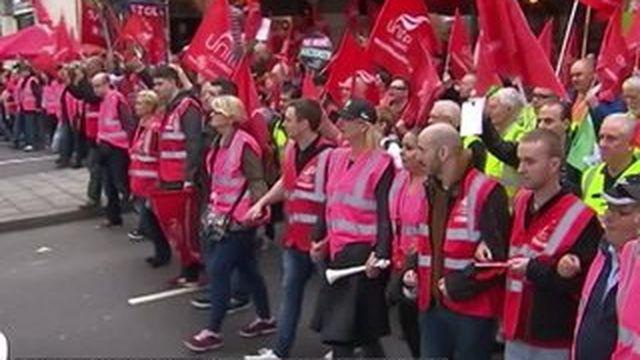 La Grande-Bretagne va-t-elle remettre en cause le droit de grève ?