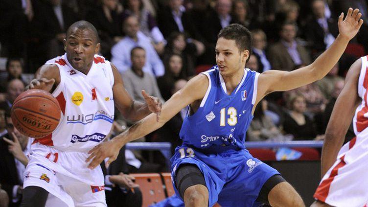 Evan Fournier (Poitiers) attend de connaître sa franchise NBA