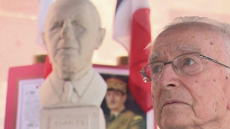 Héroïsme : jeunes hommes, ils ont osé arracher un drapeau nazi en 1942 (FRANCE 3)