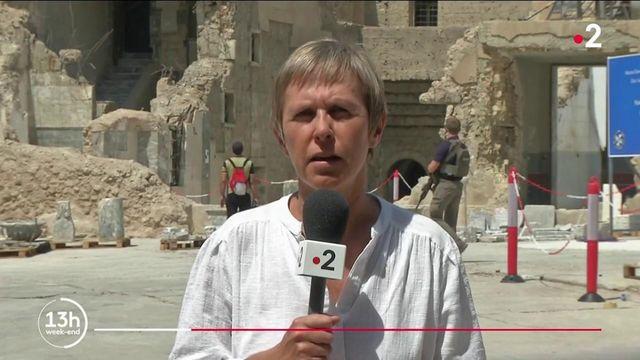 Macron en Irak : une visite symbolique à Mossoul, ancien bastion de l'État islamique