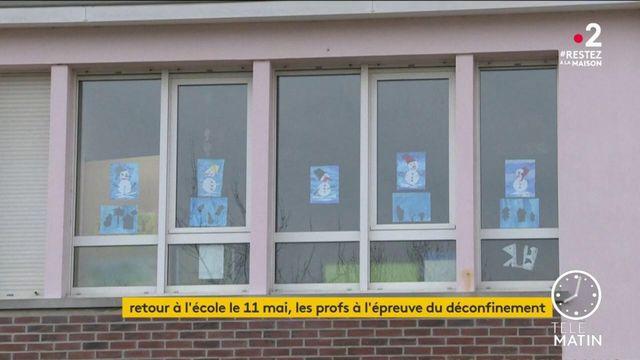 Coronavirus : les enseignants divisés sur le retour à l'école en mai