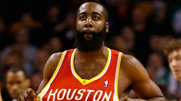 James Harden (Houston Rockets) (JARED WICKERHAM / GETTY IMAGES NORTH AMERICA)