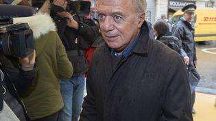 L'écrivain et membre de l'académie Goncourt, Pierre Assouline, en novembre 2018. (SAUCOURT PATRICE / MAXPPP)
