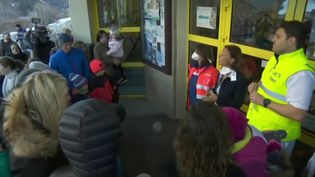 Coronavirus 2019-nCoV : pas de contamination en Haute-Savoie (FRANCE 3)